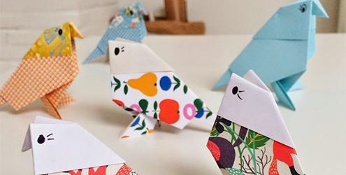 Origami pour petits et grands !